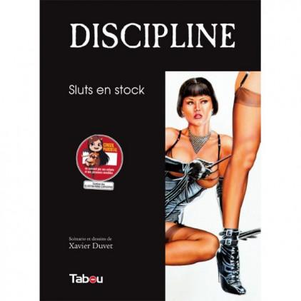 Discipline_Sluts_en_Stock_tome_3_bande_dessinée_érotique