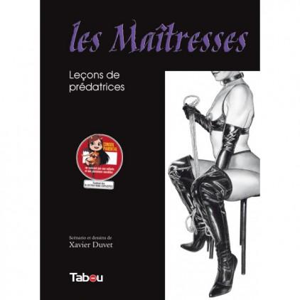 Les_Maitresses_bande_dessinée_érotique