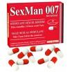 Gélules aphrodisiaques Sex Man 007