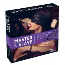 Jeu Master & Slave violet