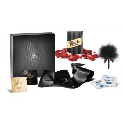 Coffret cadeau Romantic Sensual Kit - Bijoux Indiscrets