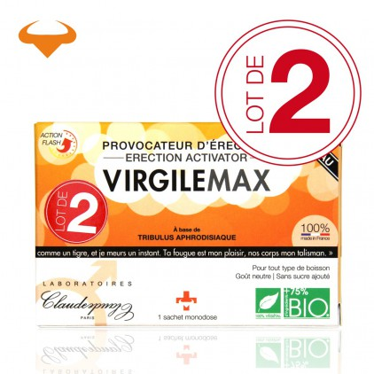 Virgile Max x 2 - Provocateur d'Erection - Flash