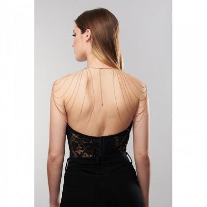 Magnifique - Bijoux d'épaules et de dos