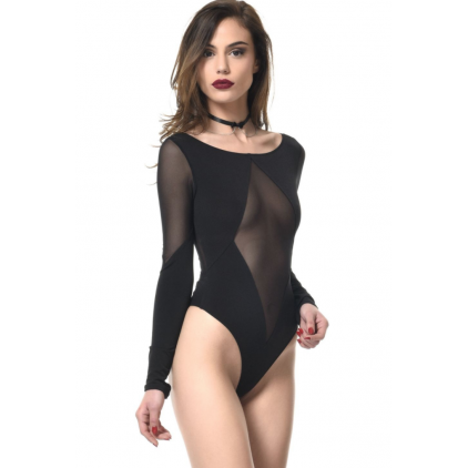 Body string avec transparences Jelena de Patrice Catanzaro