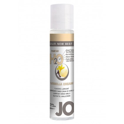 Lubrifant JO H2O Vanille
