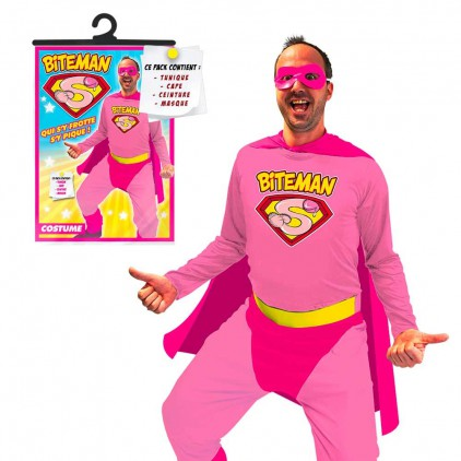 Costume Super Biteman