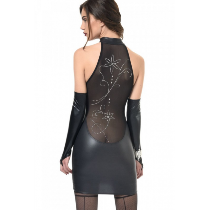 Robe sexy à strass Vita de Patrice Catanzaro