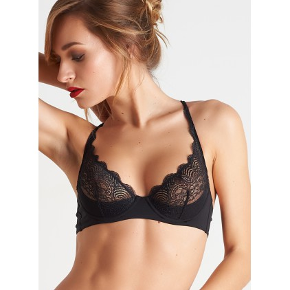 Soutien-gorge quart cup - La Directrice - Maison Close