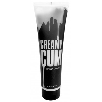 Lubrifant Creamy Cum 150 ml