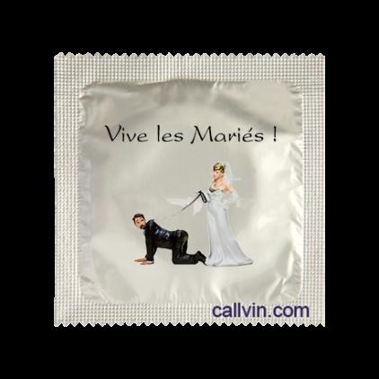 Vive_les_mariés_Préservatif_humoristique