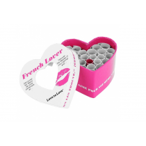 French Lover Mini corps à coeur