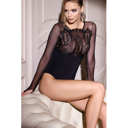 "Body string manches longues - Collection ""Penelope"" de Jolidon"