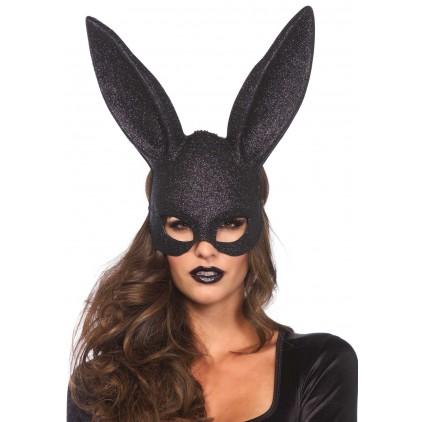 Masque_Rabbit_Noir_pailleté_de_leg_avenue