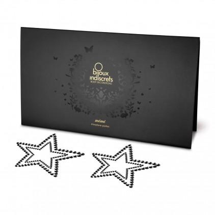 Bijoux de seins Mimi Star argent