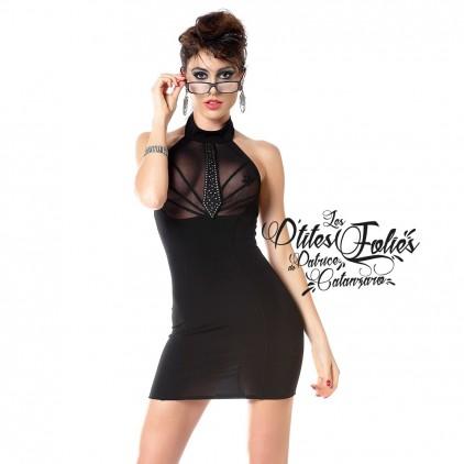 Robe_courte_noire_sexy_Jala_de_Patrice_Catanzaro