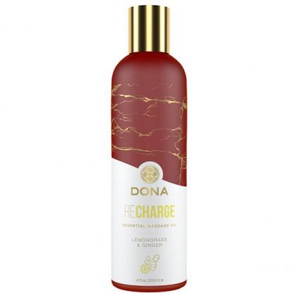 Huile de massage aux huiles essentielles - 120ml