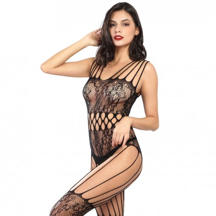 Bodystocking_sexy_dentelle_motif_floral_pas_cher