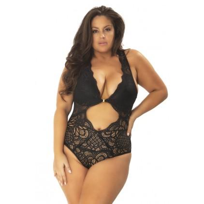 Body Stéphanie lingerie grande taille – Ohlala Chéri