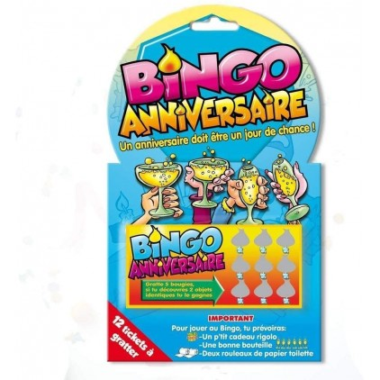 Bingo Anniversaire