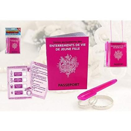 Passeport EVJF