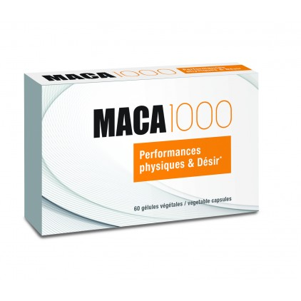 Maca 1000 - NutriExpert