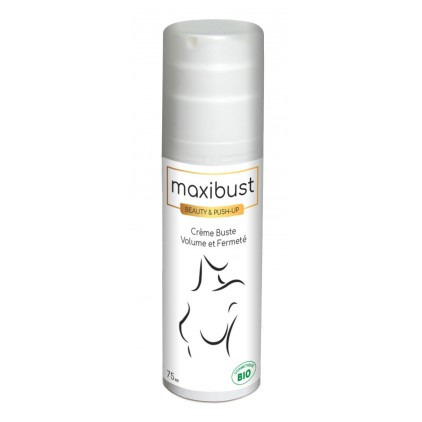 Maxibust Beauty et Push-up Bio crème - NutriExpert