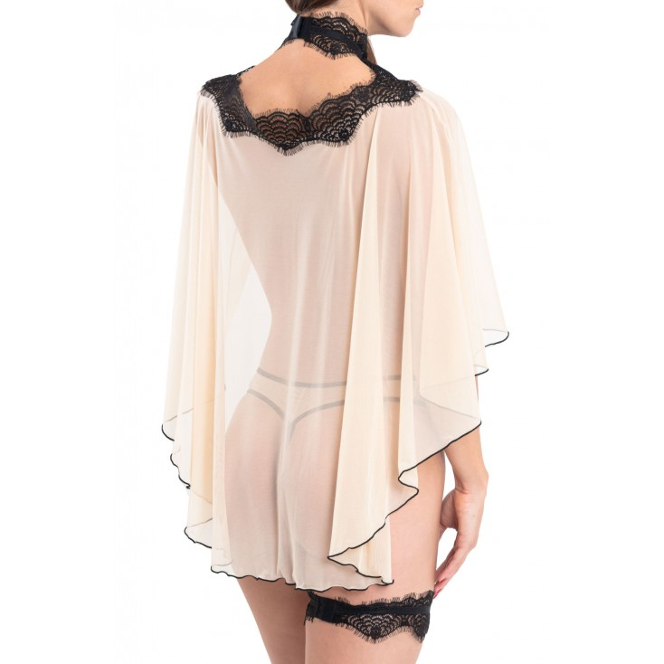 Poncho_tulle_chair_transparent_Collection_exclusive_Paradise_Boutik