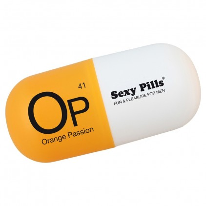 Sexy Pills Orange Passion - Love to Love