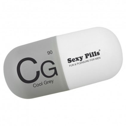 Sexy Pills Cool Grey