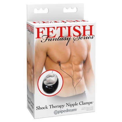 FFS Shock Therapy Nipple Clamps