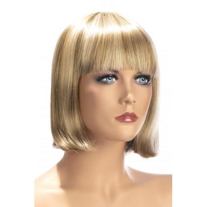 Perruque_China_Doll_Blond_Méché
