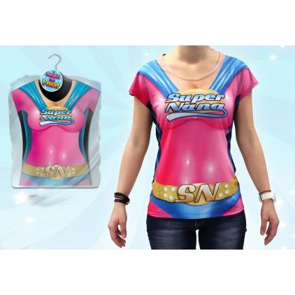 T-shirt 'Super Nana'