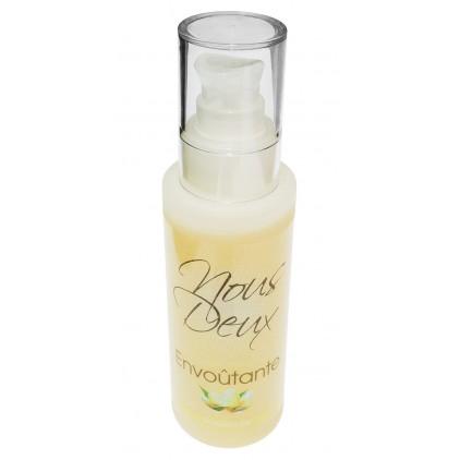 Envoûtante - Huile de massage fleur des îles 125 ml