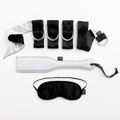 Submit to Me - Kit de bondage pour débutants