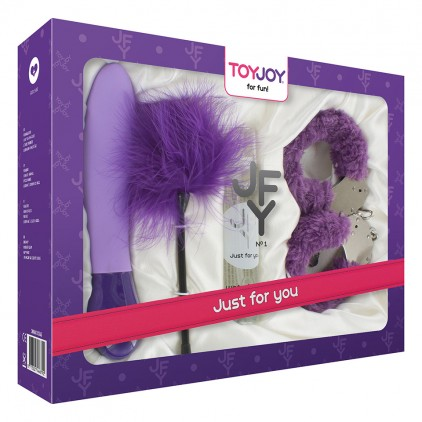 JFY Luxe Box N° 1 Purple - Just for you by ToyJoy