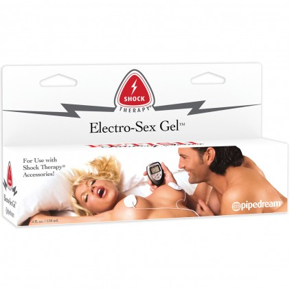 FFS Shock Therapy Electro-Sex Gel