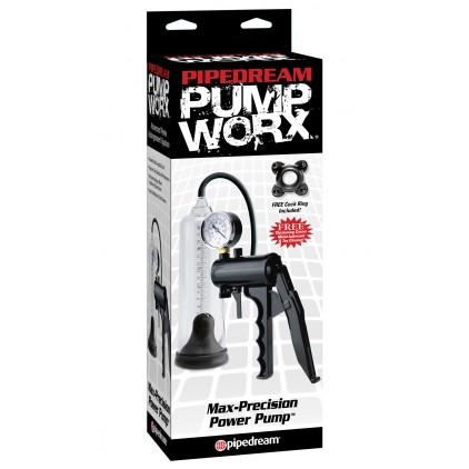 Pipedream Pump Worx Max-Precision Power Pump