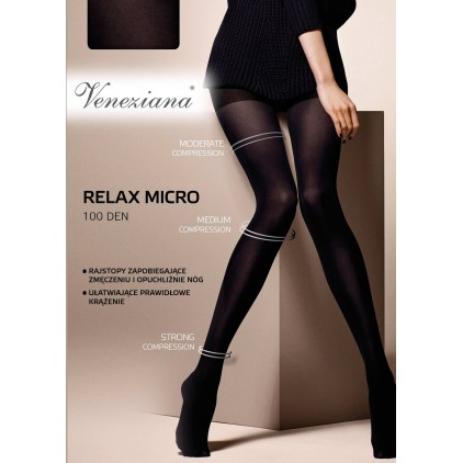 Collant relaxant - Relax Micro 100