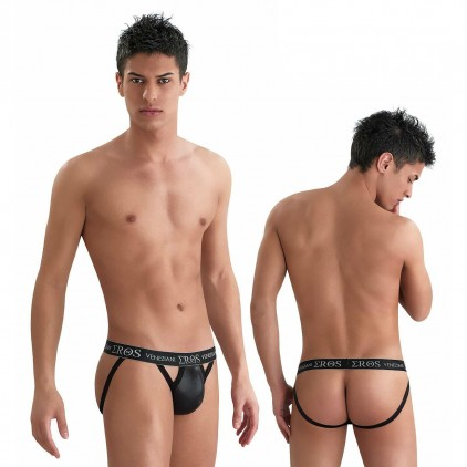 Jockstrap wetlook - 7037