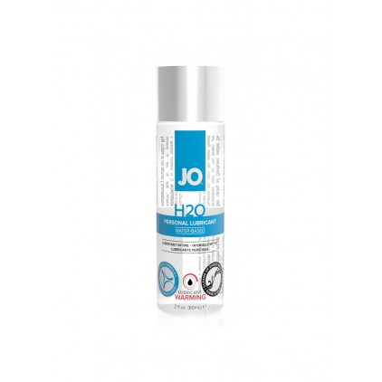 Lubrifiant JO H2O Warming 60ml