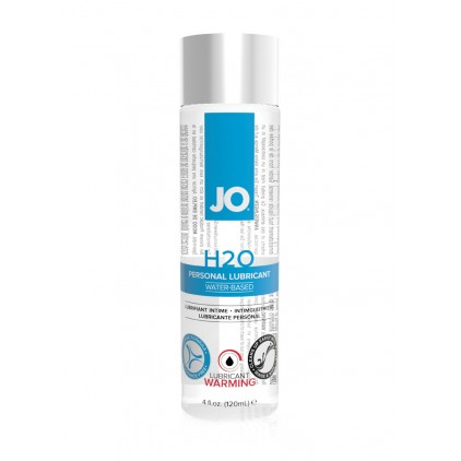 Lubrifiant JO H2O Warming 120ml