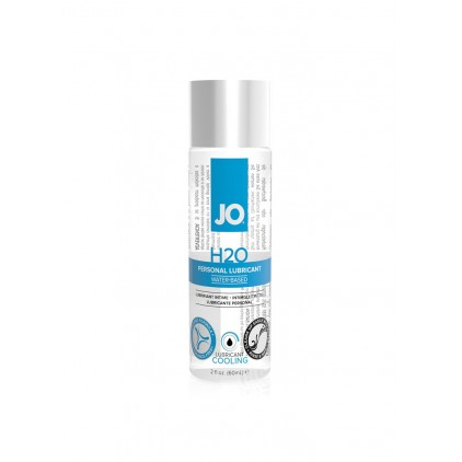 Lubrifant JO H2O effet froid 60ml