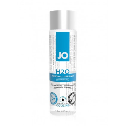 Lubrifiant JO H2O Cooling 120ml