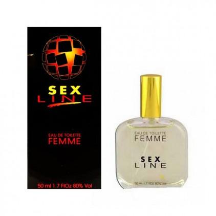 Parfum Femme SEXline