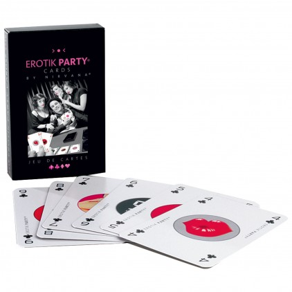 Erotik Party Cards - Nirvana