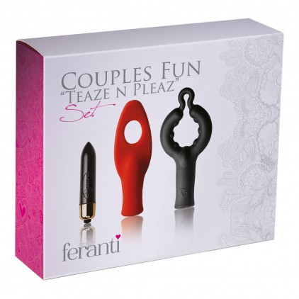 Feranti Couples Fun Teaze N Pleaz Set