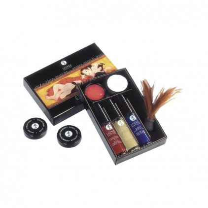 Coffret de massage Secret de Geisha