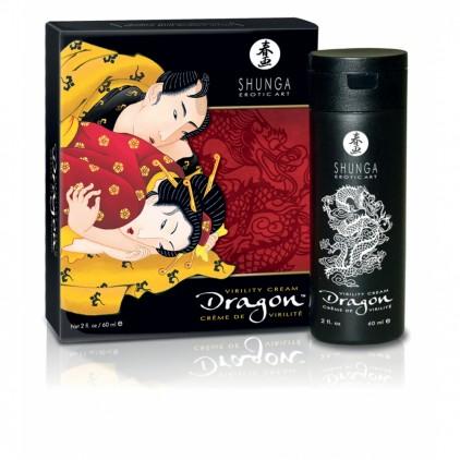Crème de virilité du Dragon - Shunga