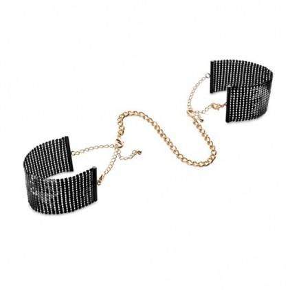 Menottes bracelets Désir Métallique