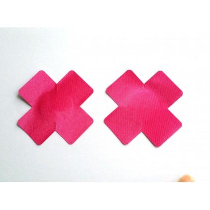 Sticker Nippies Croix fushia